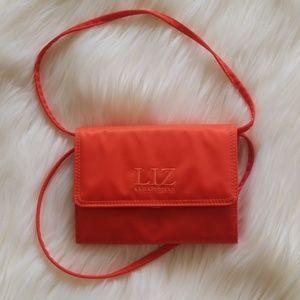 Liz Claiborne Orange Mini Purse